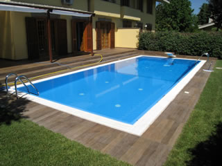 piscina bordo sfioratore 5