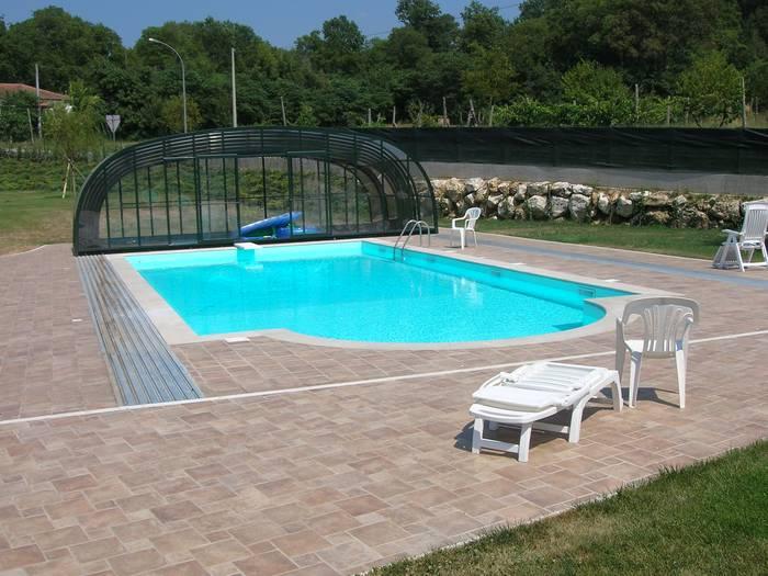 copertura telescopica piscine simonelli